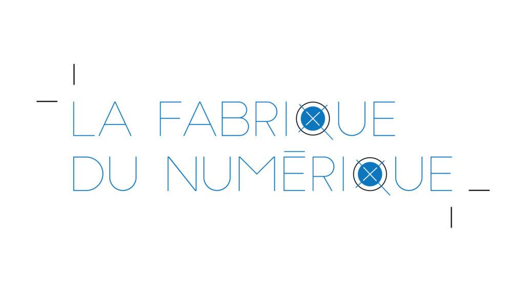Logo La Fabrique du numérique